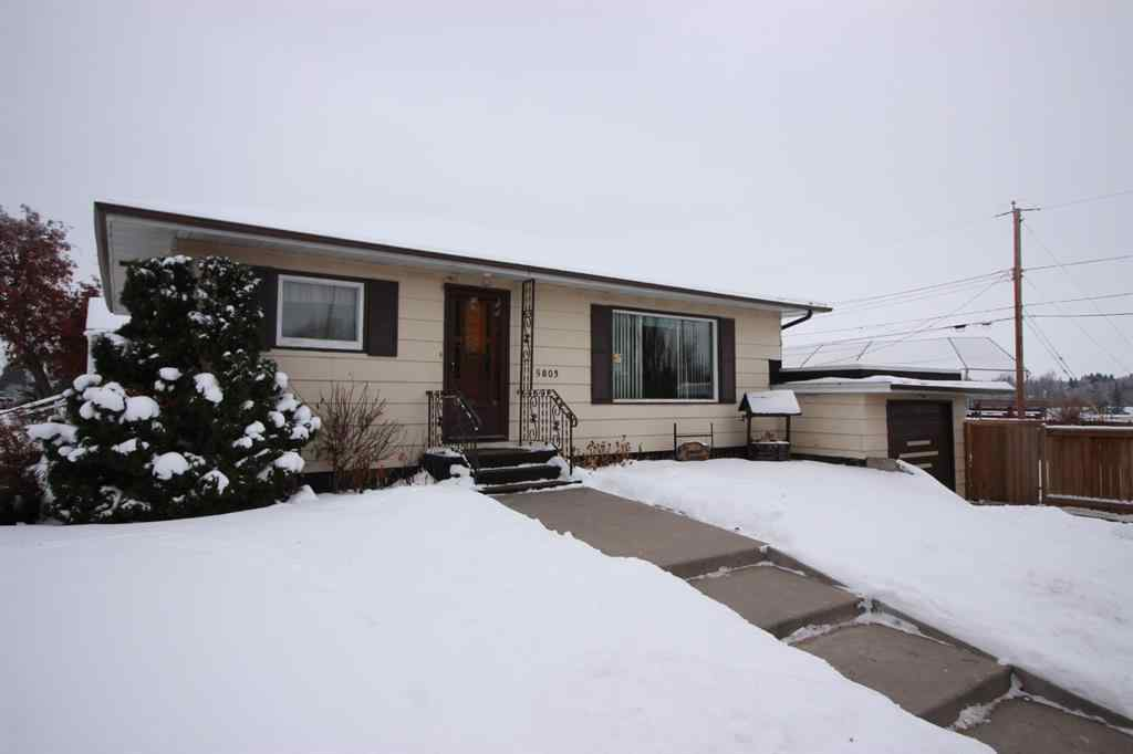 MLS® # A1051399 - 5803 50 Avenue  in Prospect Camrose, Residential Open Houses