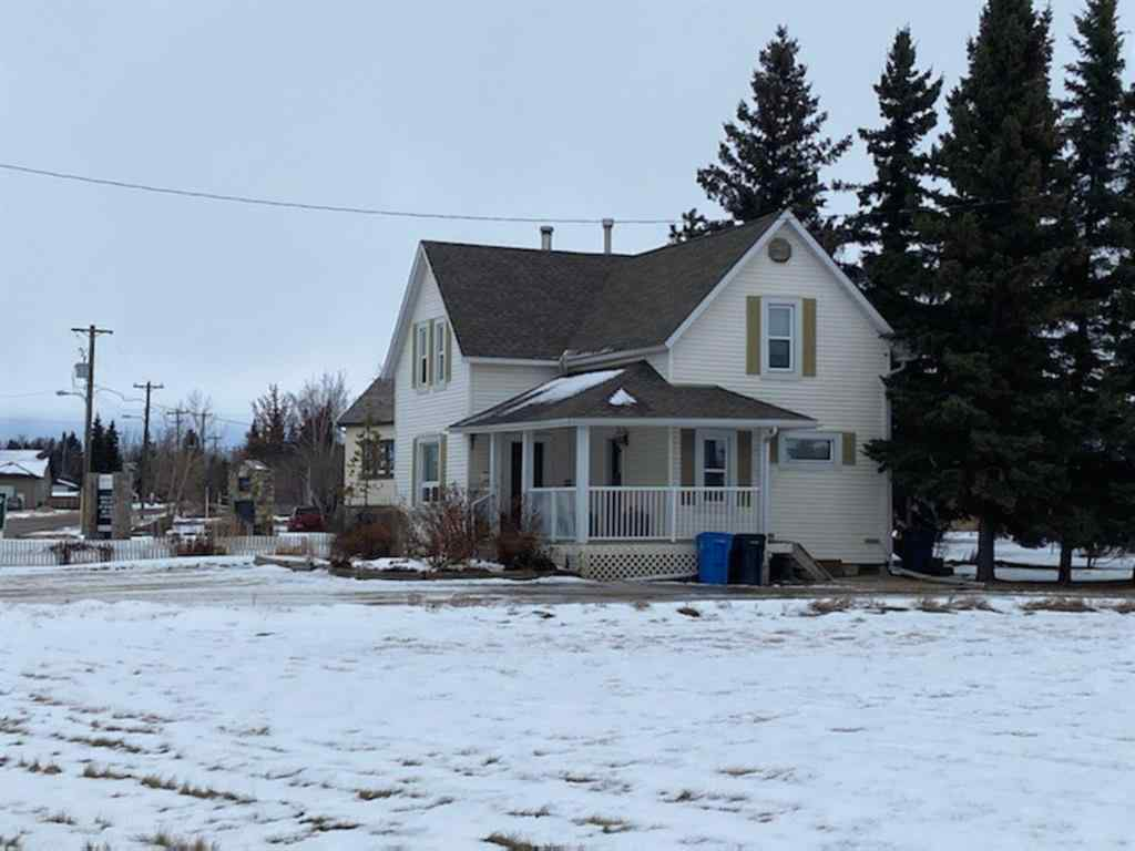 MLS® #A1051946 - 508  5 Avenue  in NONE Beaverlodge, Commercial Open Houses