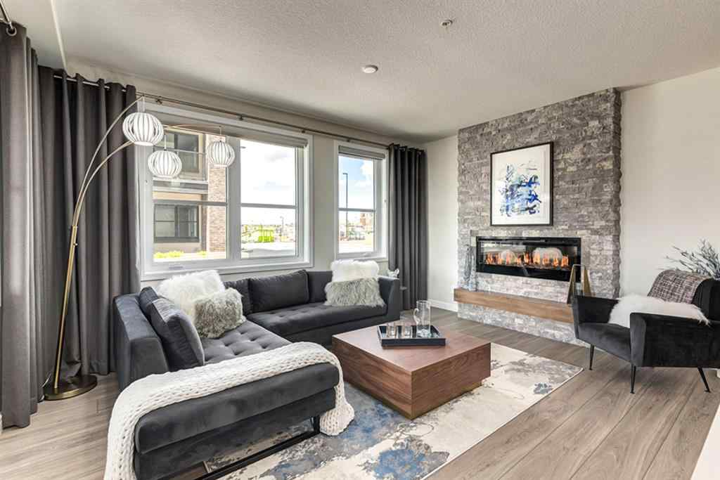 MLS® #A1052424 - Unit #3102 80 Greenbriar  Place NW in Greenwood/Greenbriar Calgary, Residential Open Houses