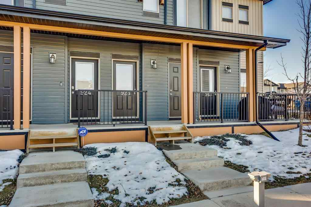 MLS® #A1052476 - Unit #1924 2461 Baysprings Link SW in Baysprings Airdrie, Residential Open Houses