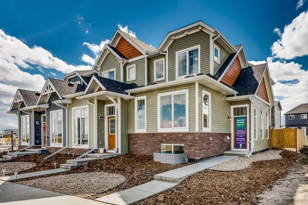 MLS® #A1052652 - 109 Chinook Gate  Boulevard  in Chinook Gate Airdrie, Residential Open Houses