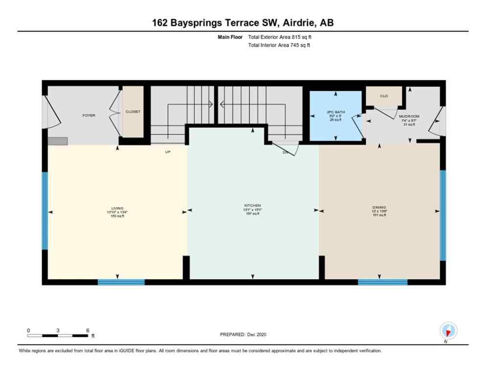MLS® #A1052713 - 162 Baysprings Terrace SW in Bayside Airdrie, Residential Open Houses