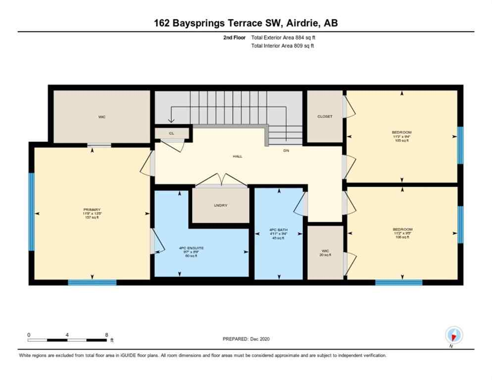 MLS® # A1052713 - 162 Baysprings Terrace SW in Bayside Airdrie, Residential Open Houses
