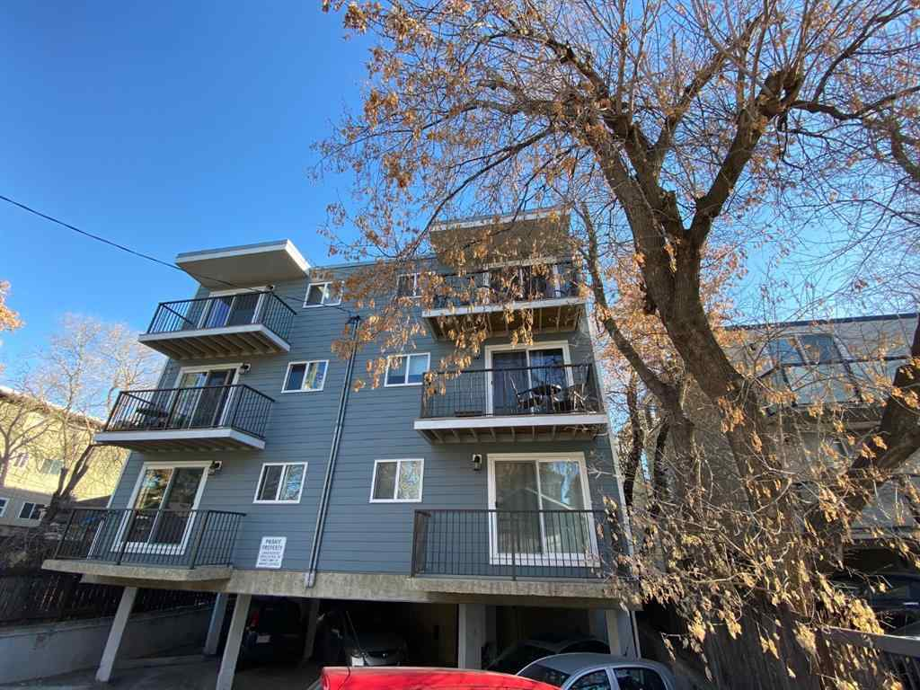 MLS® # A1052738 - Unit #101 2203 14 Street SW in Bankview Calgary, Residential Open Houses
