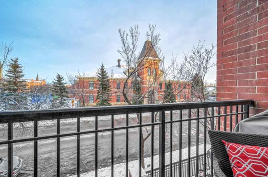 MLS® # A1052930 - Unit #206 303 19 Avenue SW in Mission Calgary, Residential Open Houses