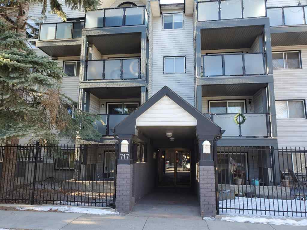 MLS® #A1052938 - Unit #307 717 4A Street NE in Renfrew Calgary, Residential Open Houses