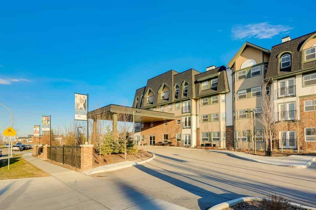 MLS® # A1053402 - Unit #103 2635 Eversyde Avenue SW in Evergreen Calgary, Residential Open Houses