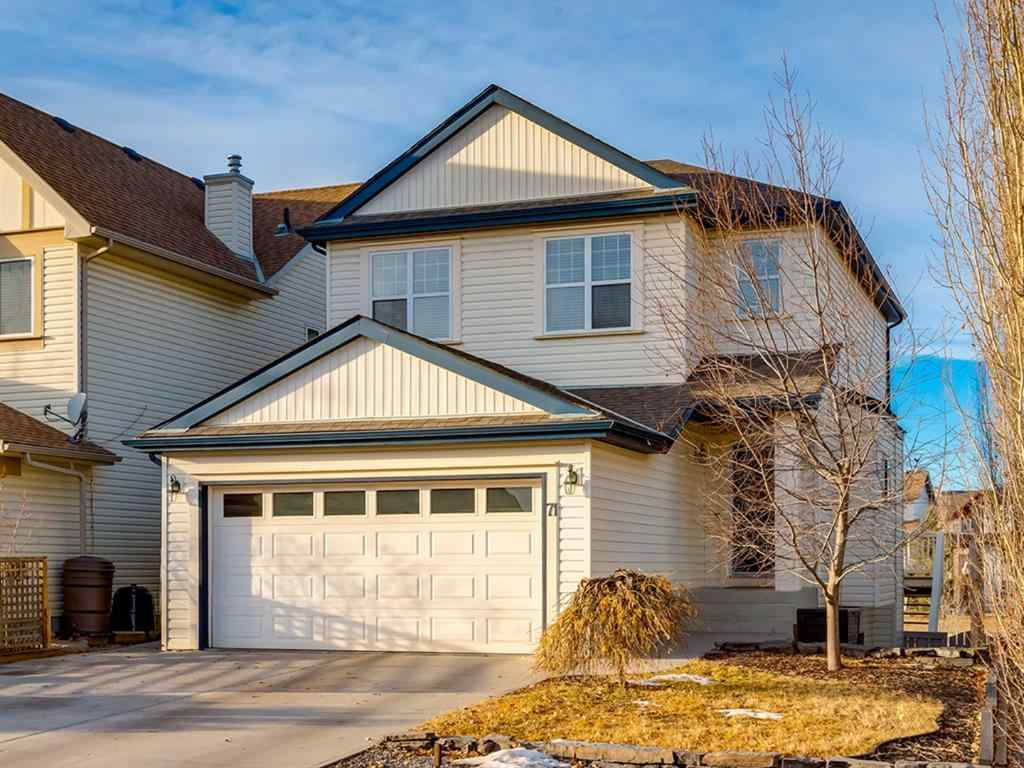 MLS® #A1053565 - 71 Copperfield Crescent SE in Copperfield Calgary, Residential Open Houses
