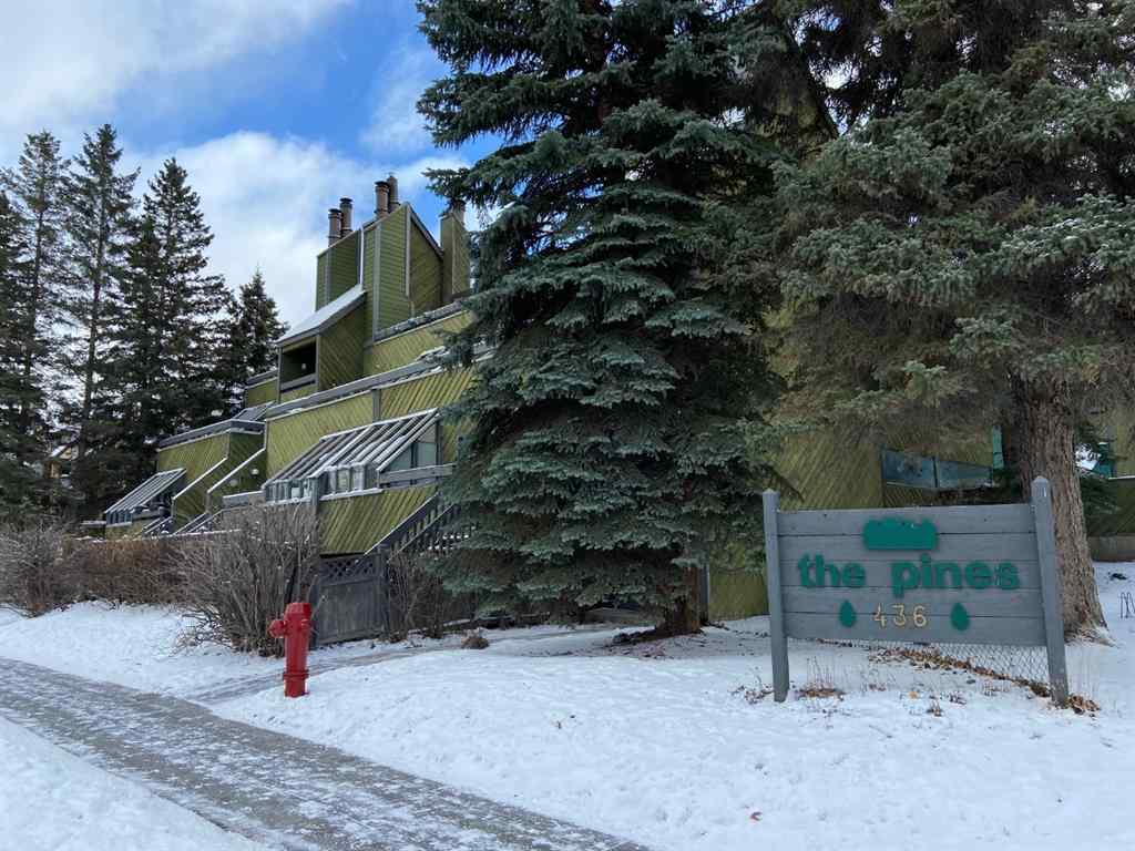 MLS® # A1053939 - Unit #501 436 Banff Avenue  in NONE Banff, Residential Open Houses