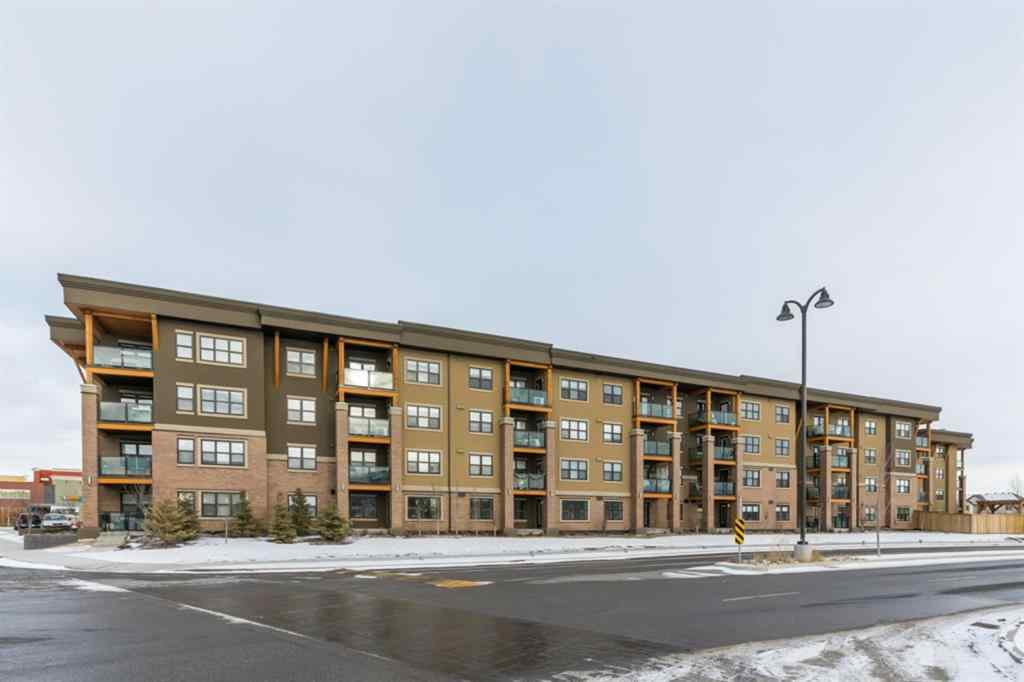 MLS® #A1054084 - Unit #2307 10 Market Boulevard SE in Kings Heights Airdrie, Residential Open Houses