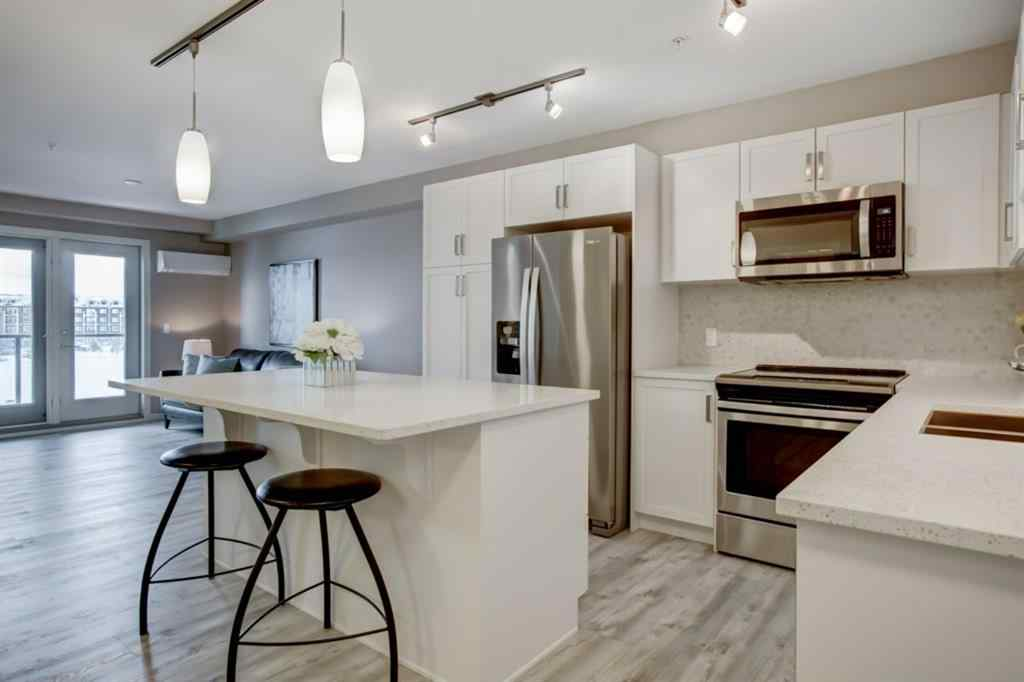 MLS® # A1054084 - Unit #2307 10 Market Boulevard SE in Kings Heights Airdrie, Residential Open Houses