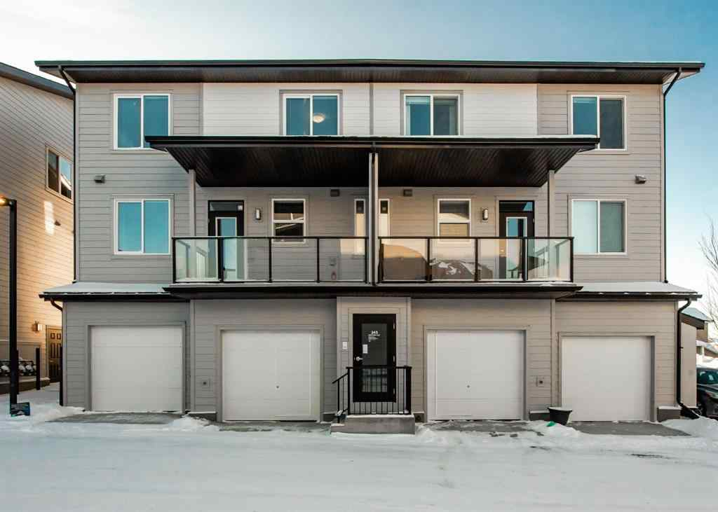 MLS® # A1054148 - Unit #201 245 Redstone Walk NE in Redstone Calgary, Residential Open Houses