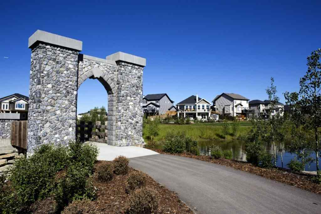 MLS® # A1054270 - 208 Kingsmere Greenway  SE in Kings Heights Airdrie, Land Open Houses
