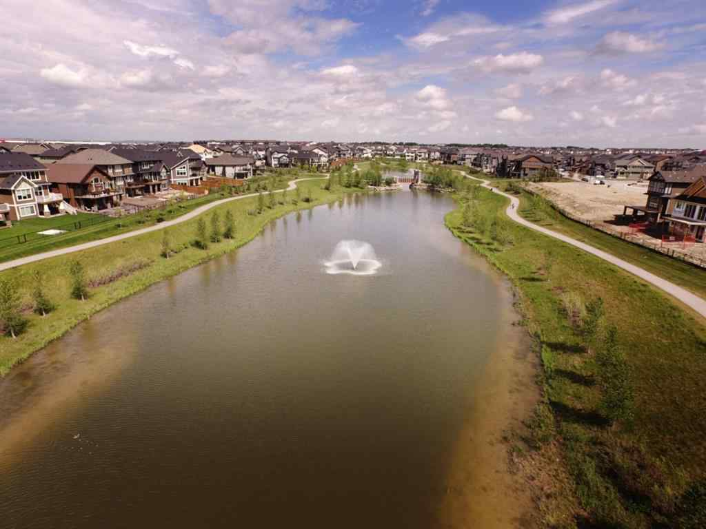 MLS® #A1054270 - 208 Kingsmere Greenway  SE in Kings Heights Airdrie, Land Open Houses