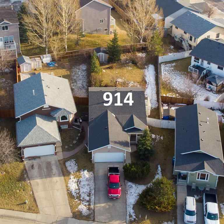 MLS® #A1054339 - 914 Allen Street SE in Airdrie Meadows Airdrie, Residential Open Houses