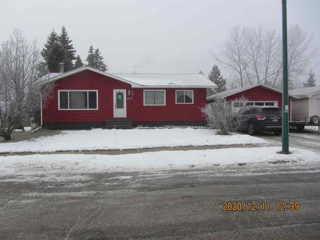 MLS® # A1054390 - 807 7 Avenue  in N/A Beaverlodge, Residential Open Houses