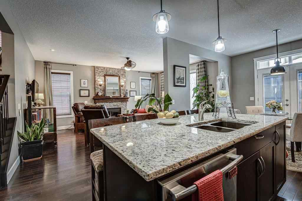 MLS® # A1054431 - 557 Windridge Road SW in Windsong Airdrie, Residential Open Houses