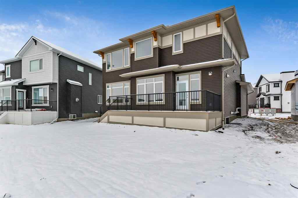 MLS® # A1054622 - 38 Coopersfield Park SW in Coopers Crossing Airdrie, Residential Open Houses
