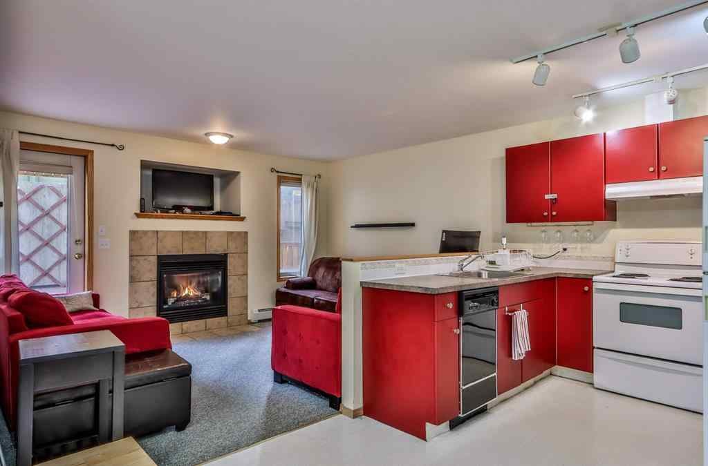 MLS® # A1054643 - Unit #4 502 Banff Avenue   in NONE Banff, Residential Open Houses