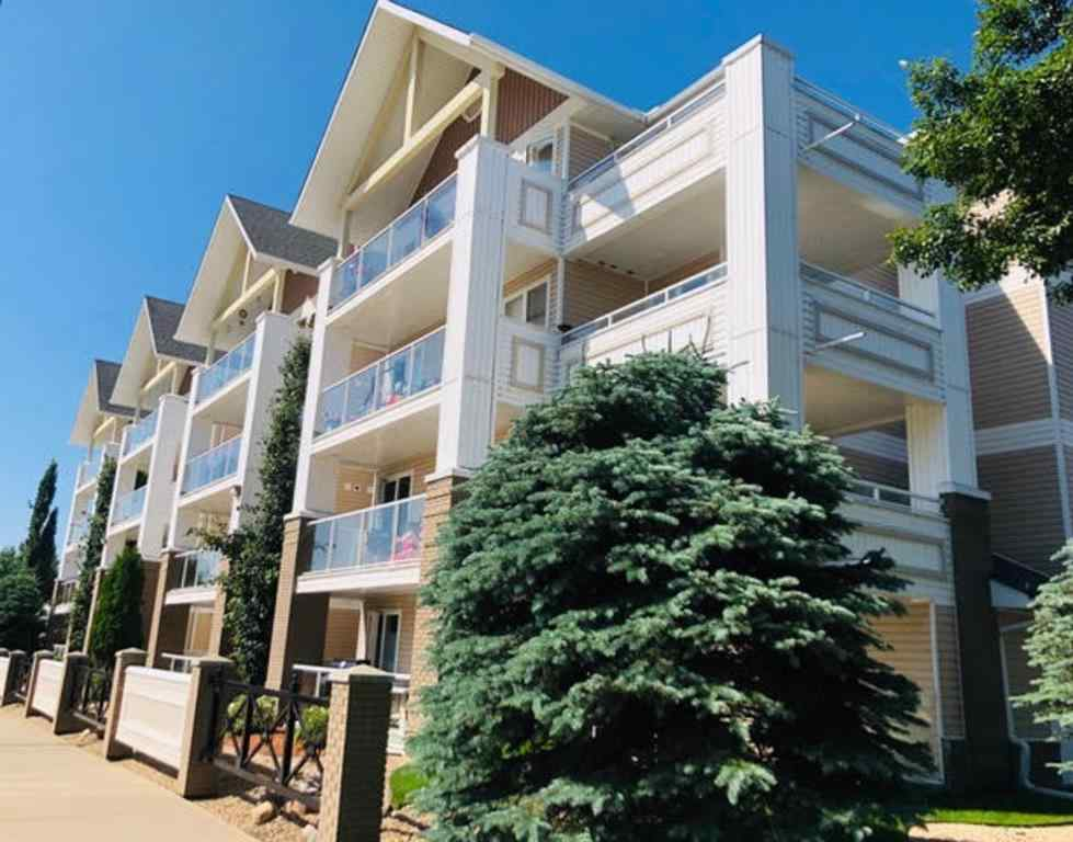 MLS® # A1054779 - Unit #407 5419 49 Avenue  in  Camrose, Residential Open Houses