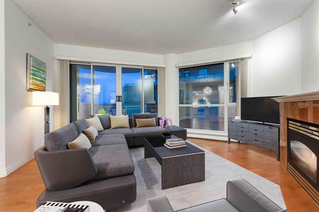 MLS® # A1055057 - Unit #1408 804 3 Avenue SW in Eau Claire Calgary, Residential Open Houses