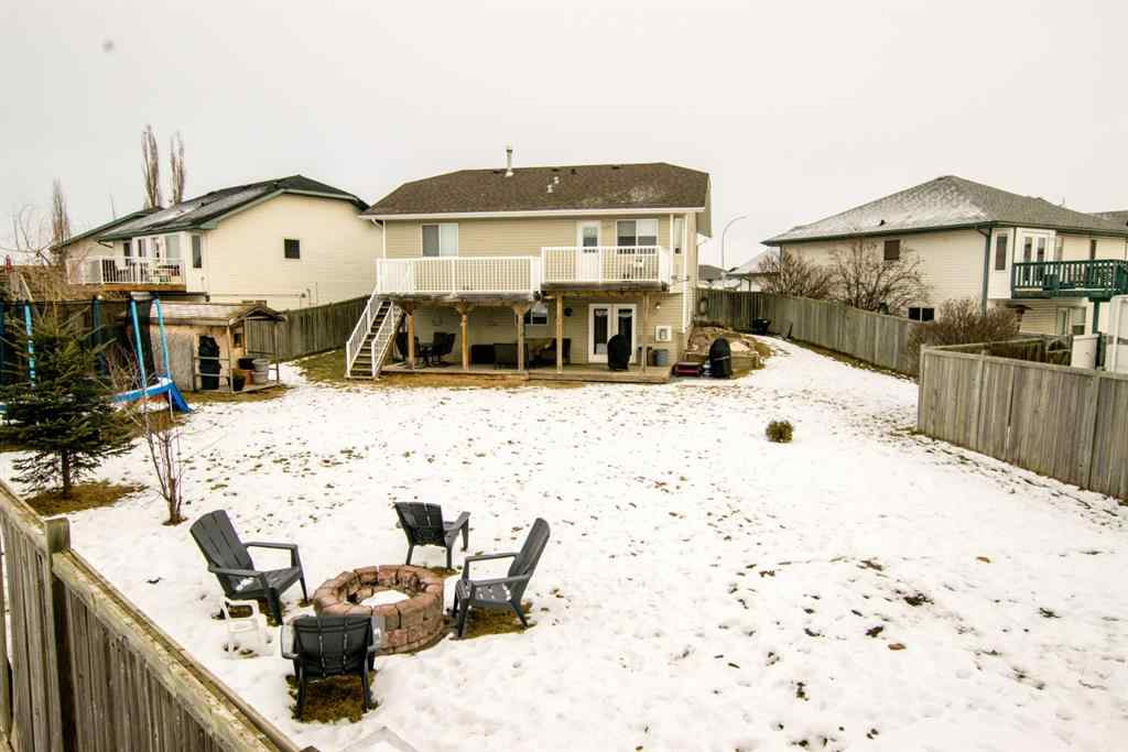 MLS® #A1055152 - 129 Wellington  Close  in Harvest Meadows Blackfalds, Residential Open Houses