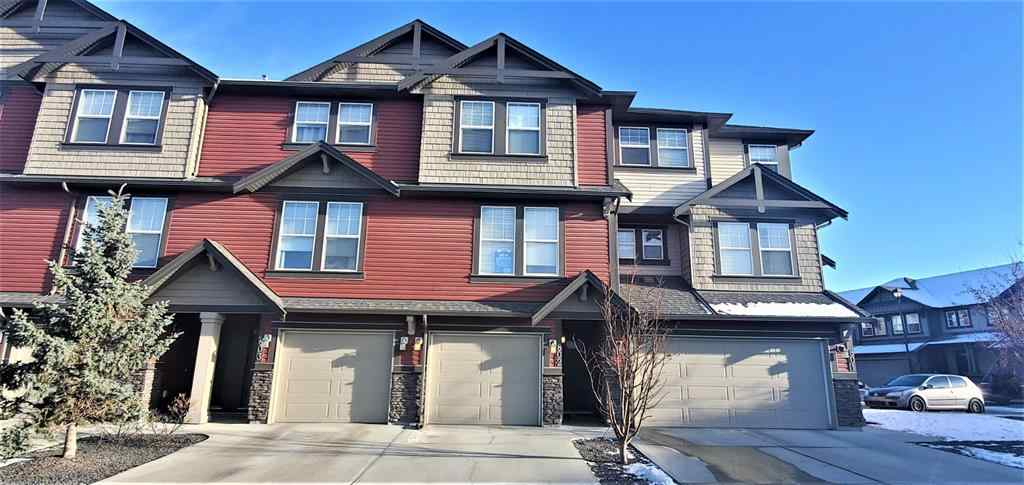 MLS® # A1055251 - Unit #802 1086 Williamstown Boulevard NW in Williamstown Airdrie, Residential Open Houses
