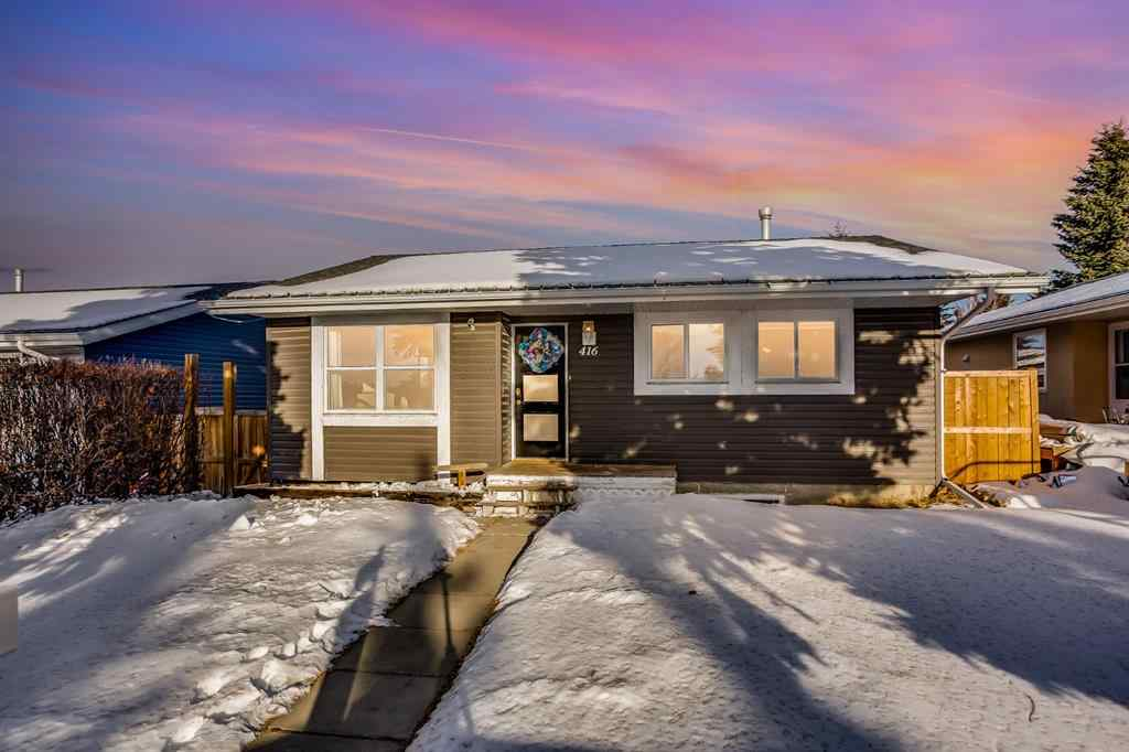MLS® # A1055474 - 416 Acacia Drive SE in Airdrie Meadows Airdrie, Residential Open Houses
