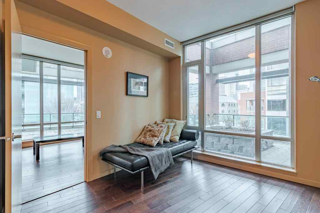 MLS® #A1055561 - Unit #201 1410 1 Street SE in Beltline Calgary, Residential Open Houses