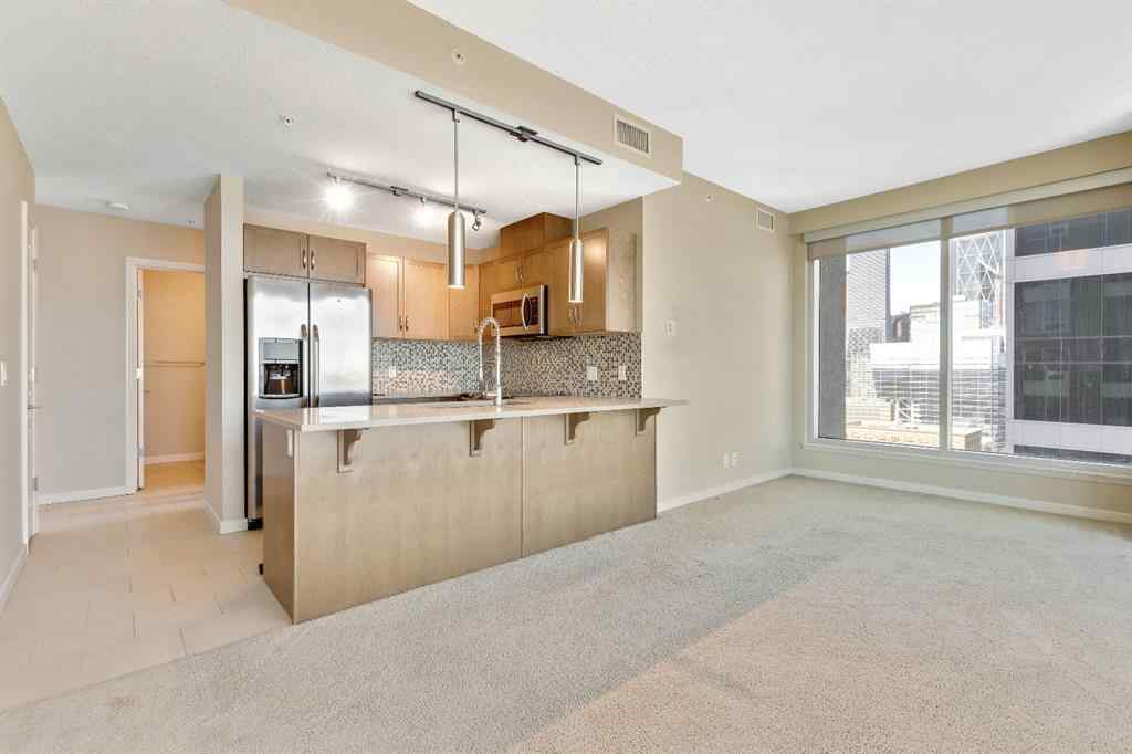 MLS® #A1055579 - Unit #1609 1320 1 Street SE in Beltline Calgary, Residential Open Houses