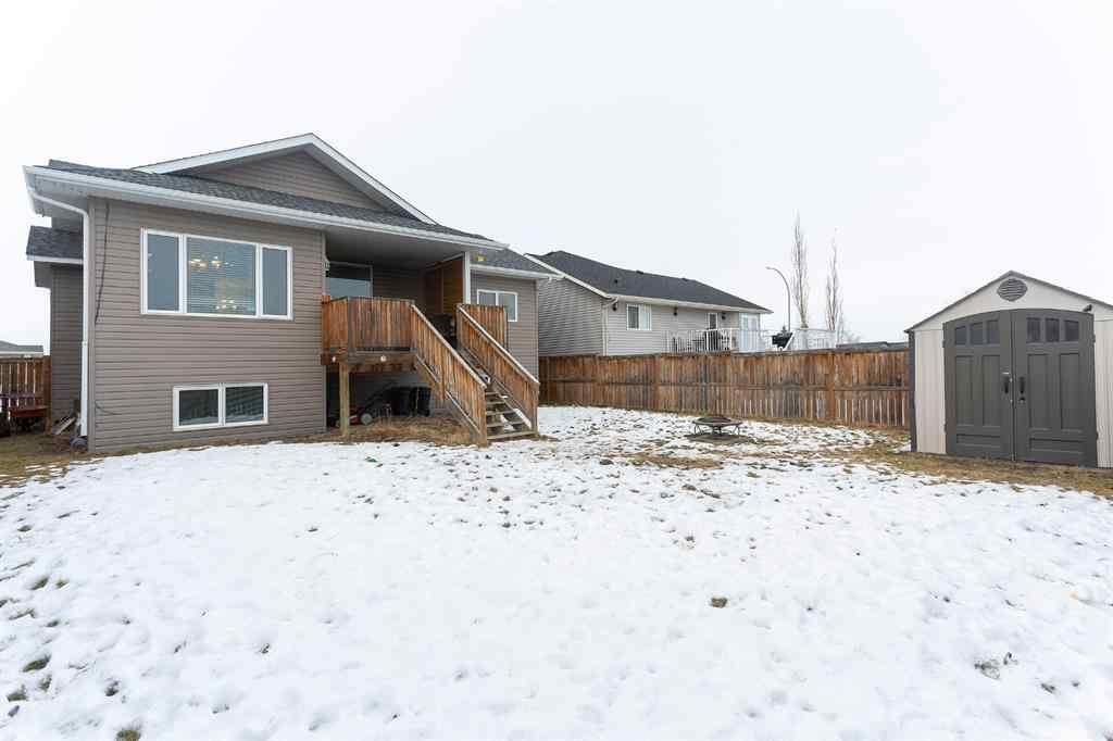 MLS® # A1055714 - 5 Cyprus Road  in Cottonwood Estates Blackfalds, Residential Open Houses