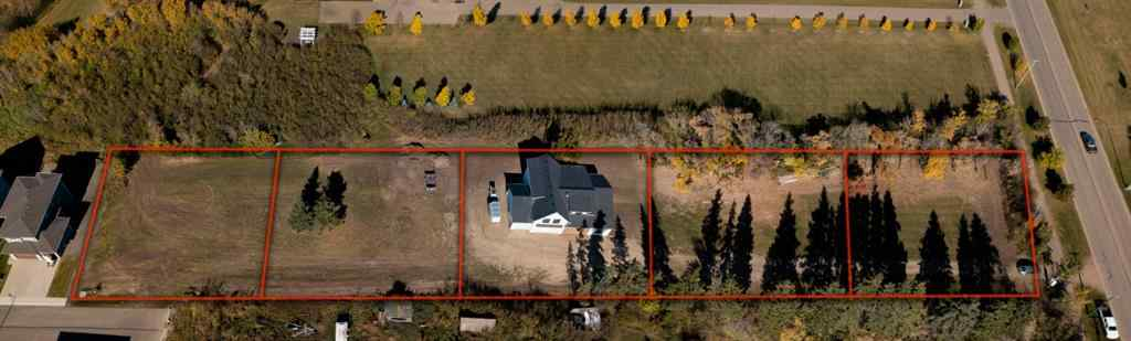 MLS® #A1055771 - ON 50 Street  in Creekview Camrose, Land Open Houses