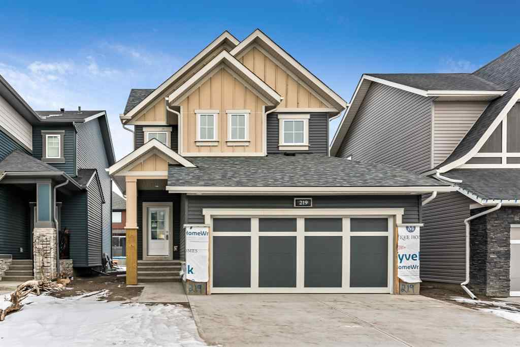 MLS® #A1055821 - 219 Kingfisher Crescent SE in Kings Heights Airdrie, Residential Open Houses