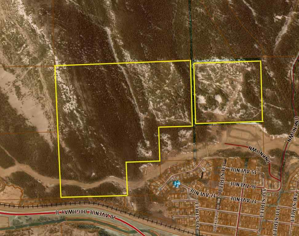 MLS® # A1055892 - . South Blairmore   in NONE Blairmore, Land Open Houses