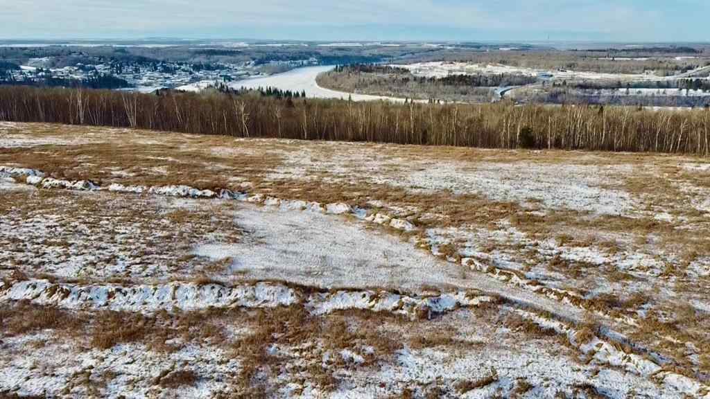 MLS® # A1055945 - 34 Street Wood Heights Road  in NONE Athabasca, Land Open Houses