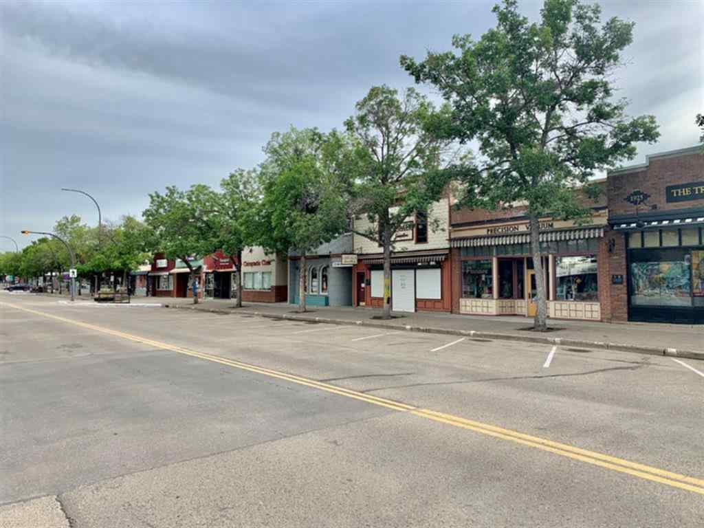 MLS® #A1056048 - 4929 50 Street  in Downtown Camrose Camrose, Commercial Open Houses