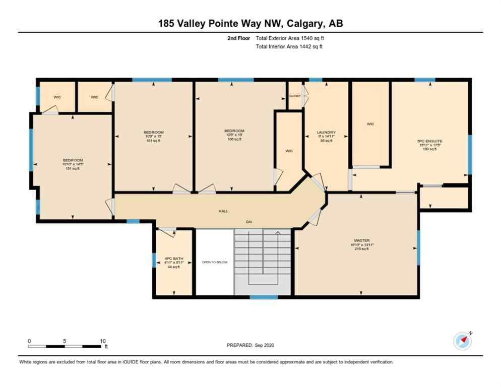 MLS® # A1056093 - 185 VALLEY POINTE Way NW in Valley Ridge Calgary, Residential Open Houses