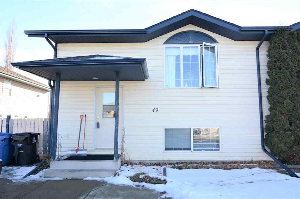 MLS® # A1056152 - 49 SILVER Drive  in Harvest Meadows Blackfalds, Residential Open Houses