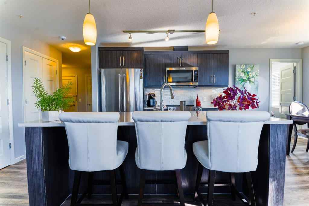MLS® #A1056155 - Unit #2304 10 Market Boulevard SE in Kings Heights Airdrie, Residential Open Houses