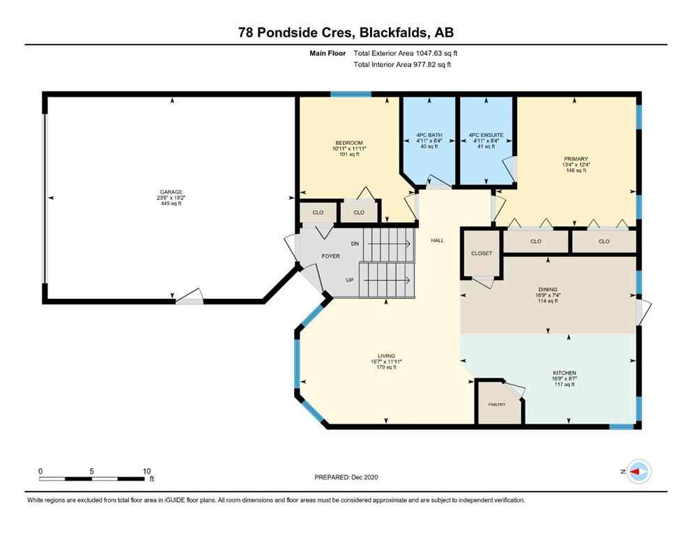 MLS® #A1056287 - 78 Pondside Crescent  in Panorama Estates Blackfalds, Residential Open Houses
