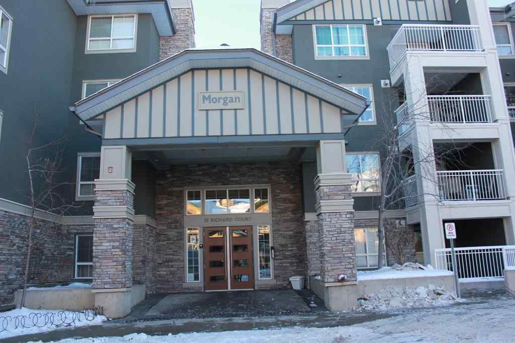 MLS® # A1056433 - Unit #426 35 Richard Court SW in Lincoln Park Calgary, Residential Open Houses