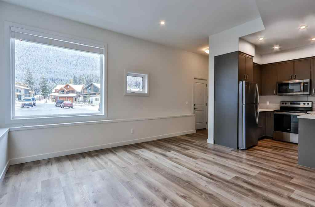 MLS® #A1056464 - Unit #101A 1200 Three Sisters Parkway  in Three Sisters Canmore, Residential Open Houses