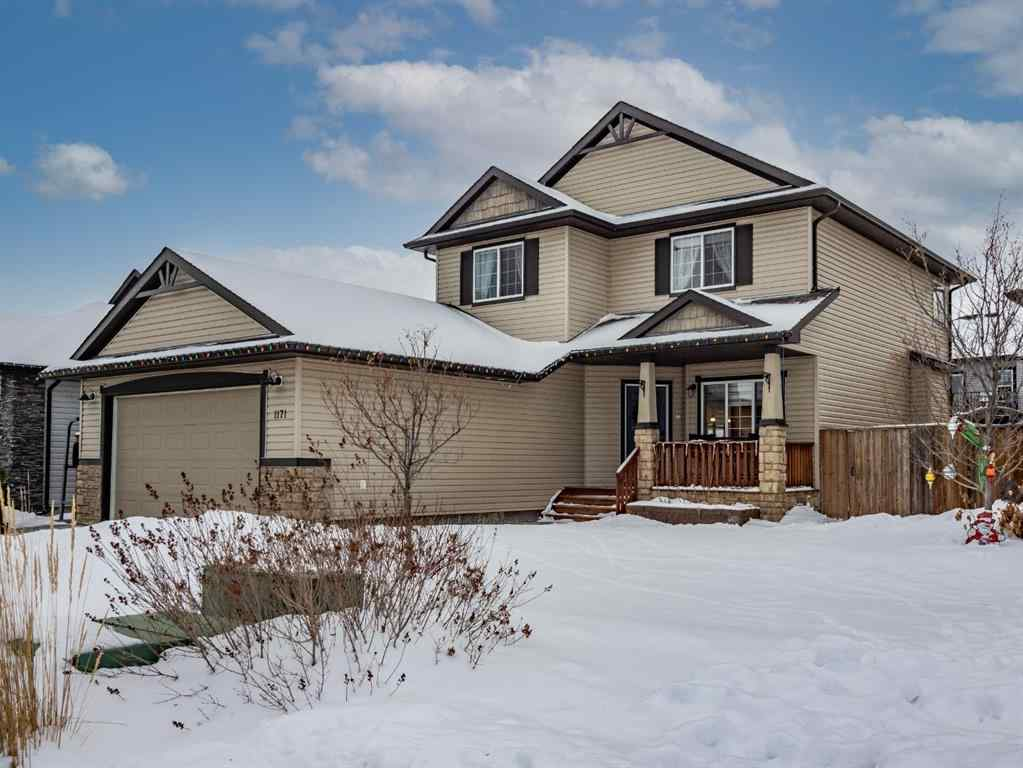 MLS® # A1056664 - 1171 Westmount  Drive  in Strathmore Lakes Estates Strathmore, Residential Open Houses