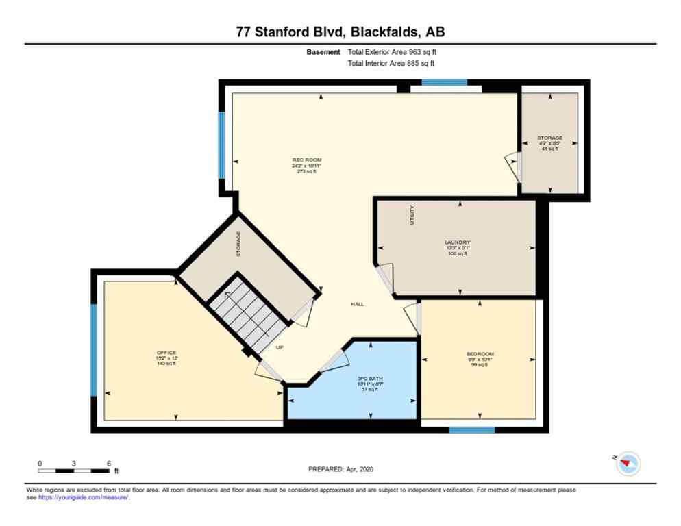 MLS® # A1056890 - 77 Stanford Boulevard  in Harvest Meadows Blackfalds, Residential Open Houses