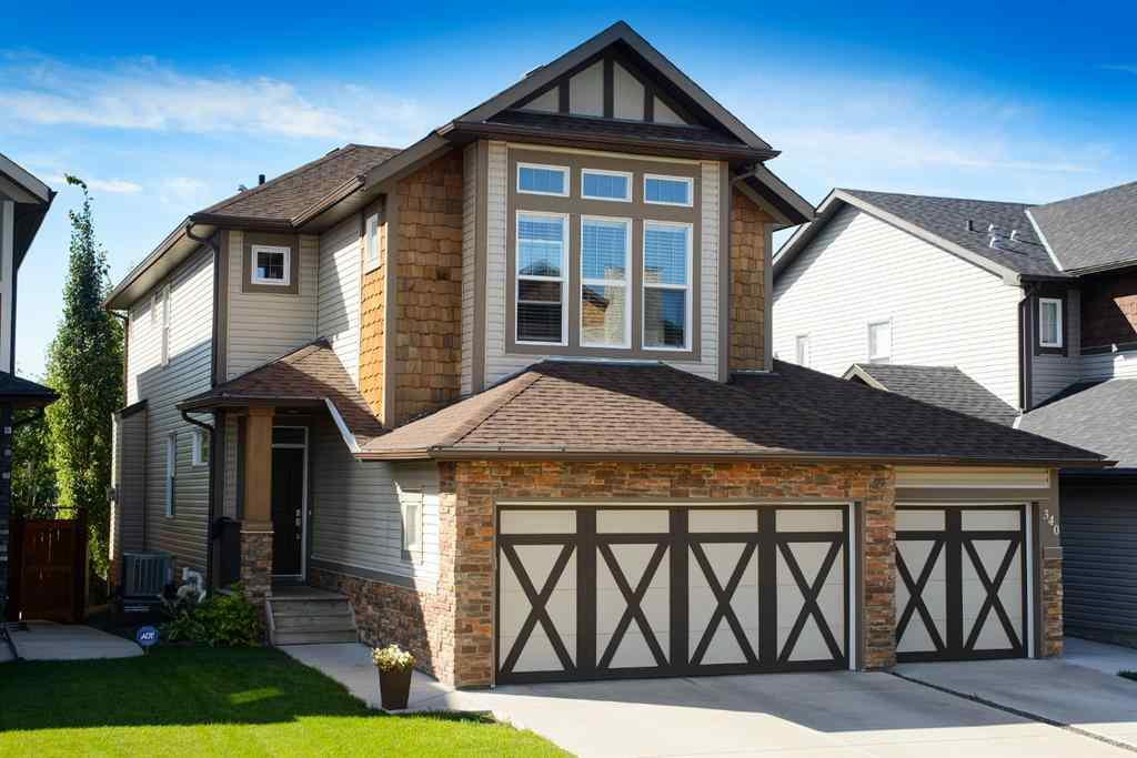 MLS® # A1056902 - 340 TREMBLANT Way SW in Springbank Hill Calgary, Residential Open Houses