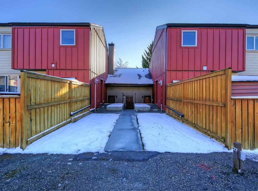 MLS® # A1056958 - Unit #56 4740 Dalton Drive NW in Dalhousie Calgary, Residential Open Houses