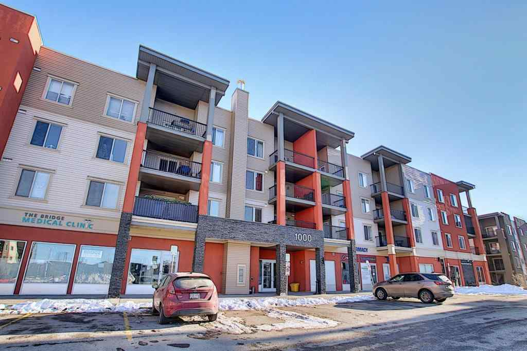 MLS® # A1056976 - Unit #1408 403 Mackenzie Way SW in Downtown Airdrie, Residential Open Houses