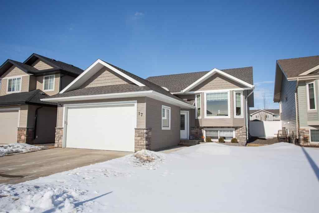 MLS® #A1056992 - 17 Cascade Street  in Cottonwood Estates Blackfalds, Residential Open Houses