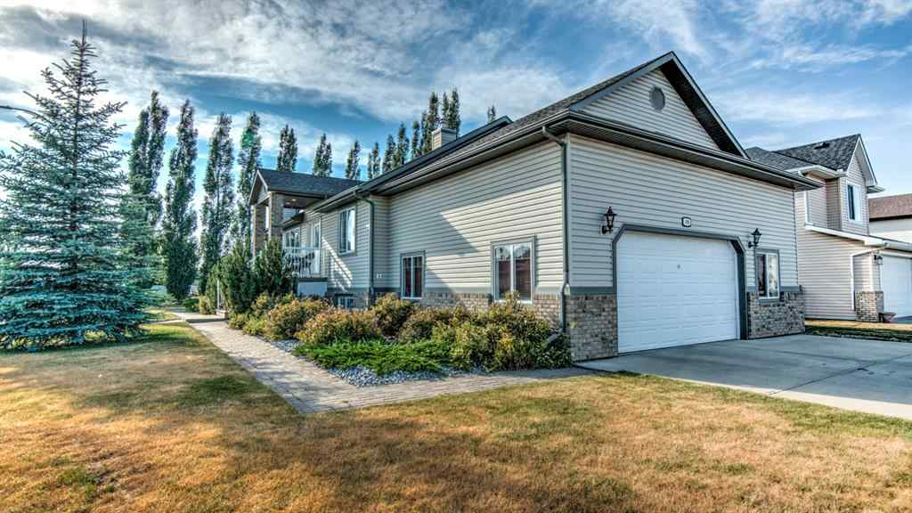 MLS® # A1057027 - 295  HILLCREST Boulevard N in Hillview Estates Strathmore, Residential Open Houses