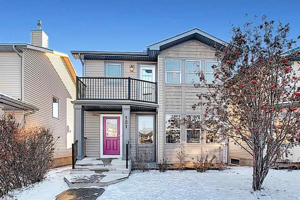 MLS® #A1057122 - 121 Luxstone Place SW in Luxstone Airdrie, Residential Open Houses